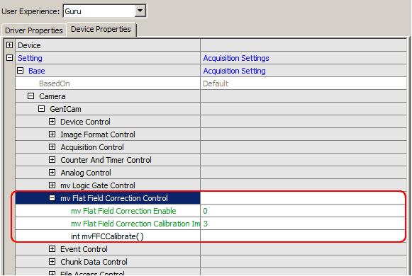 MATRIX VISION - mvBlueCOUGAR-X/-XD Technical Documentation: Use cases