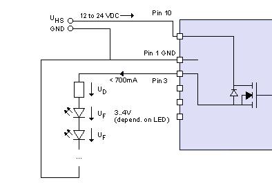 matrix vision mvbluecougar x xd technical documentation mvbc x example circuit png