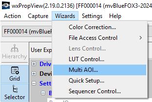 MATRIX VISION - mvBlueFOX3 Technical Documentation: Use cases
