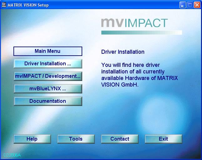 MATRIX VISION - mvDELTA / mvSIGMA Technical Documentation